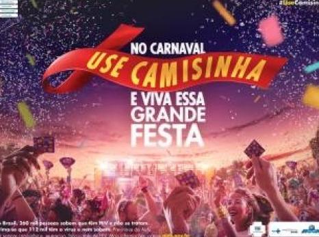 Programa DST/AIDS e Hepatites Virais fará ações especiais de conscientização durante o Carnaval