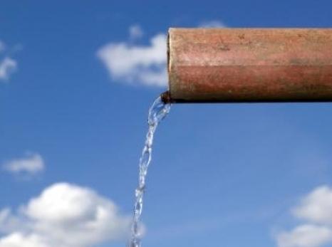 Conserto de vazamento