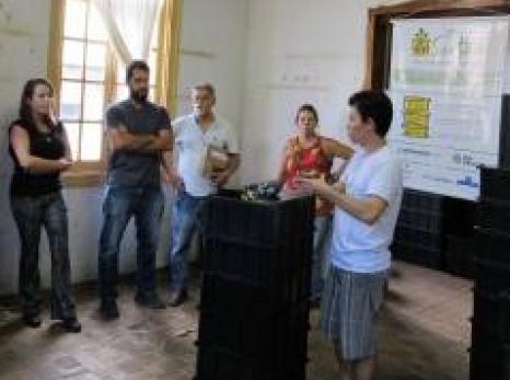 Secretaria de Meio Ambiente capacita colaboradores para atuação no projeto Composta Sertão