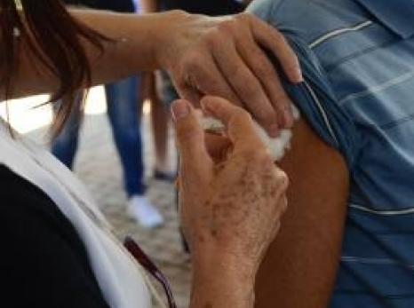Campanha de vacinação contra a gripe acontece a partir de hoje, dia 23, em cinco escolas do Município